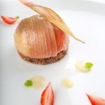 desserts Auberge Lentaise restaurant Lent Ain Bourg en Bresse