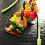 Légumes croquants Saint-Sylvestre