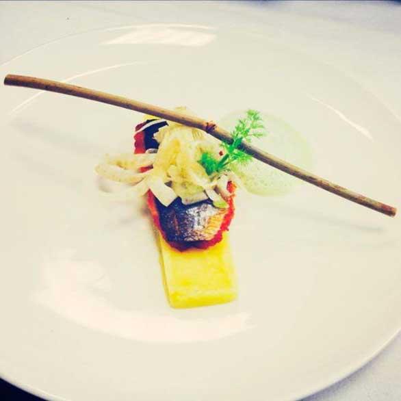 Menu Slow attitude Restaurant Lent