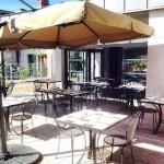 terrasse restaurant auberge lentaise