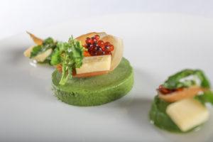 Slox food attitude Auberge Lentaise restaurant Lent Ain Bourg en Bresse